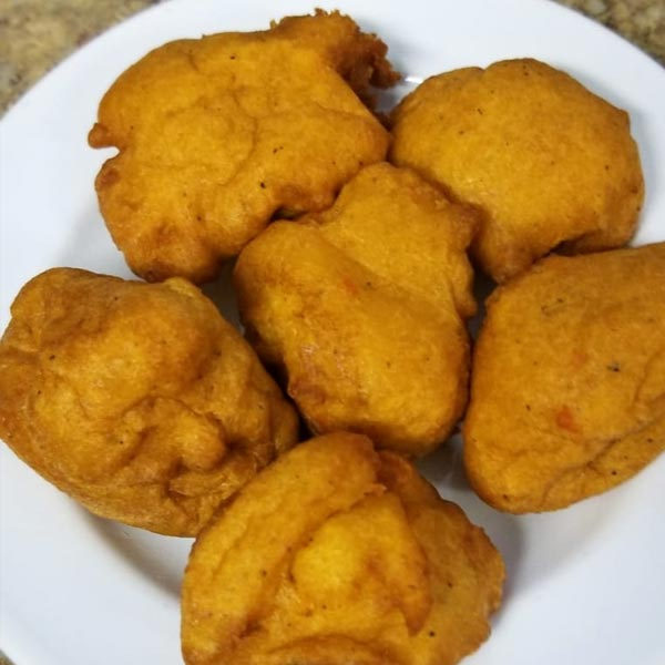Bean Friters (akara)