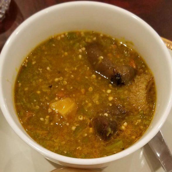 Okra Sauce (gumbo)