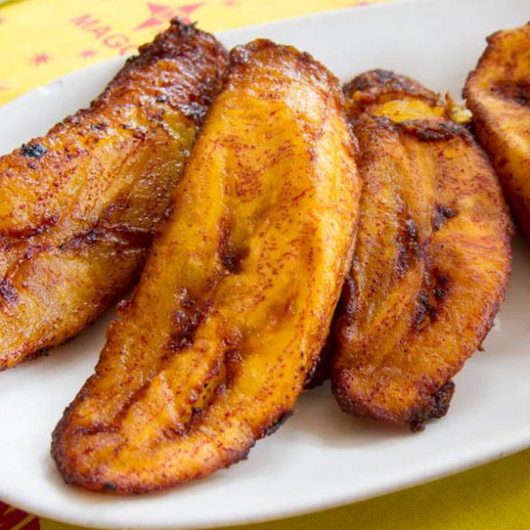 Fried/Boiled Plantain